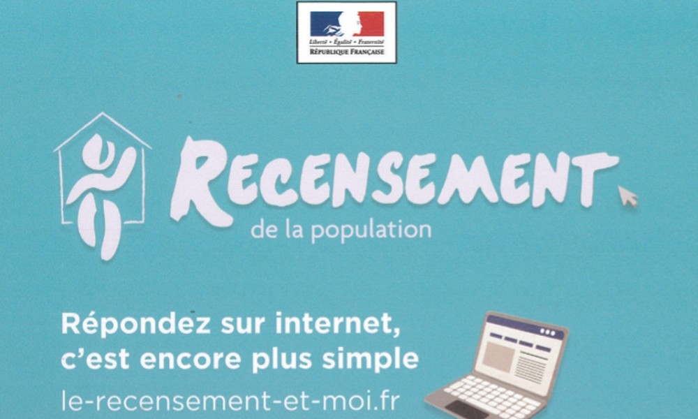 Recencement de la population
