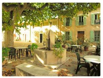 Restaurant A La Fontaine St Martin